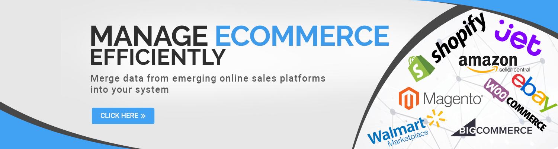 Manage eCommerce Efficiently