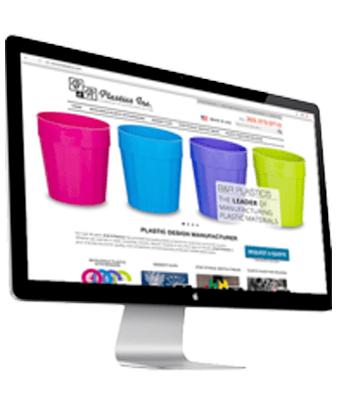 BR Plastics webpage
