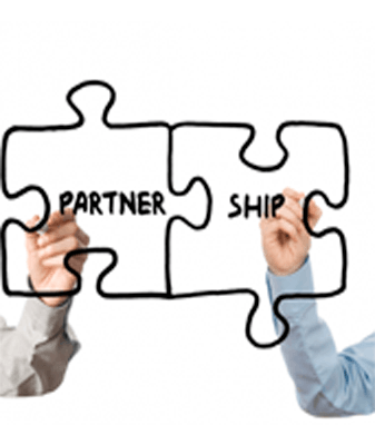 Connected Partnership puzzle