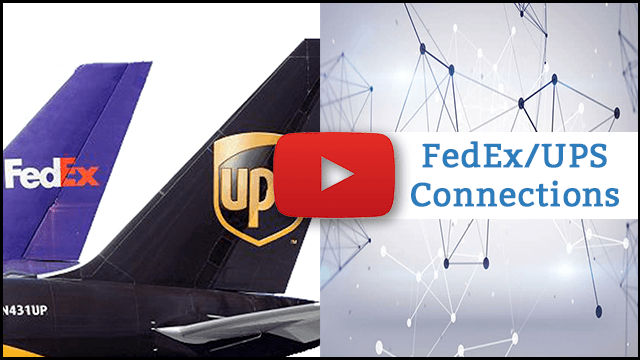 Video thumbnail of FedEx/UPS Connections