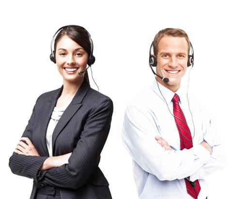 Customer support staff