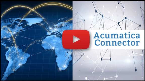Video thumbnail of Acumatica connector