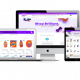 Jet.com homepage on desktop and tablet screens