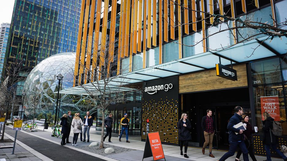 Amazon Go office