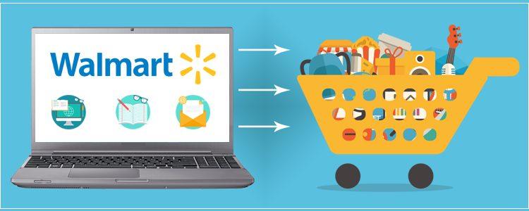 Walmart online shopping