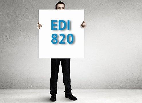 EDI 820