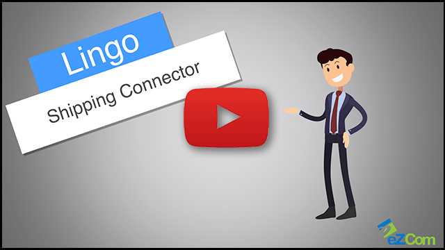 Video thumbnail of Lingo Shipping Connector