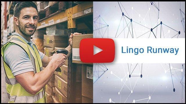 Video thumbnail of Lingo Runway