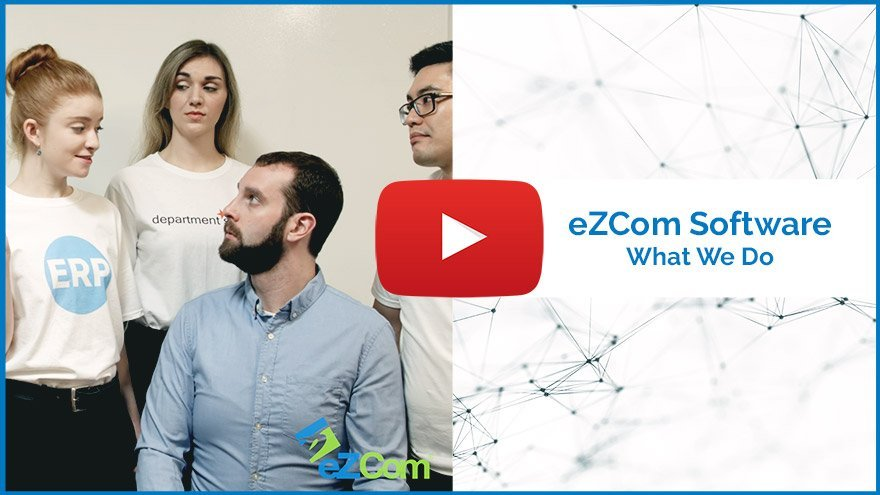 Video thumbnail of eZCom Software Company Overview