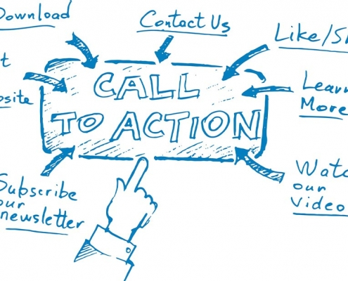 Various calls to action