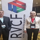 eZCom employees Ilya Klots and Patti Wolkstein at RVCF Spring Conference