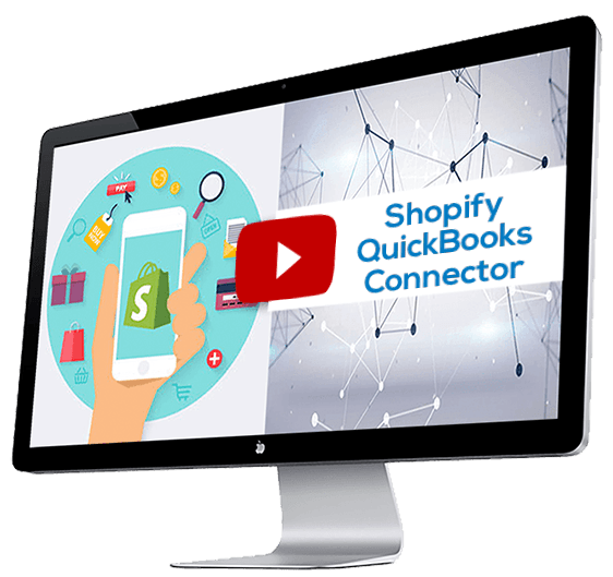 Video thumbnail of Shopify QuickBooks connector
