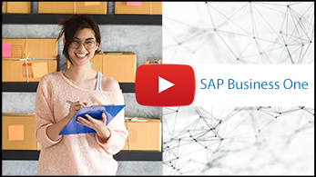 Video thumbnail of SAP Business One
