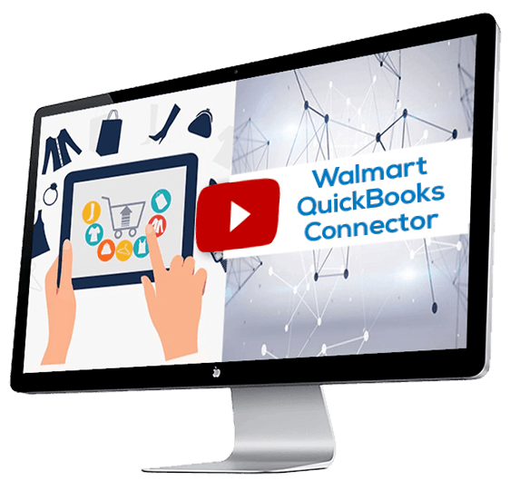 Video thumbnail of Walmart QuickBooks connector