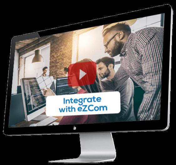 YouTube Video Link: How eZCom integrates