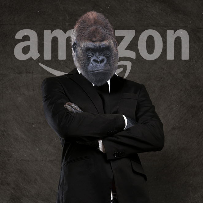 Amazon Gorilla