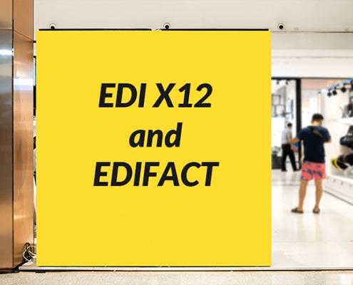 x12 vs EDIFact Image
