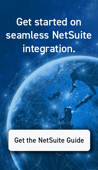 NetSuite Integration Button